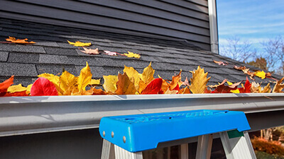 Gutter Cleaning in Albemarle